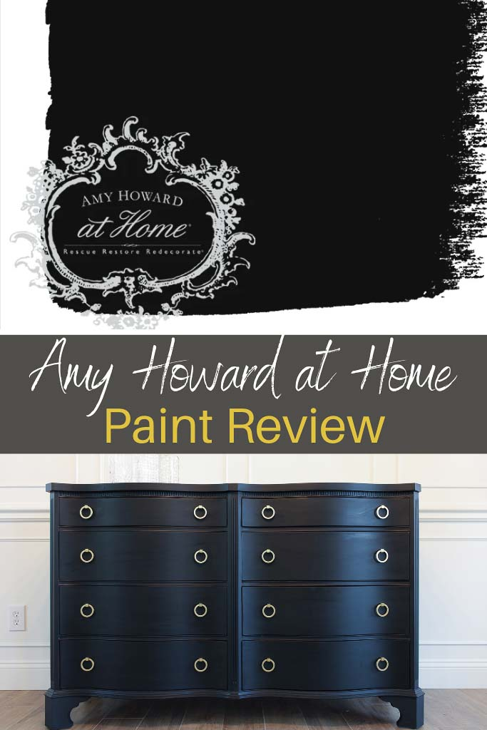 Amy Howard at Home Paint Review: My New Favorite Chalk Paint!