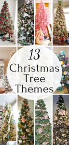ideas to decorate Christmas tree