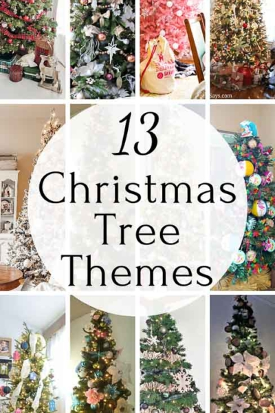 13 Ideas to Decorate Your Christmas Tree This Holiday Season