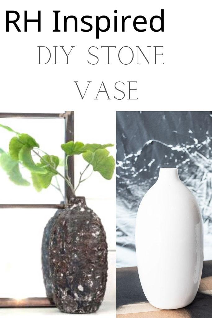 DIY Restoration Hardware vase