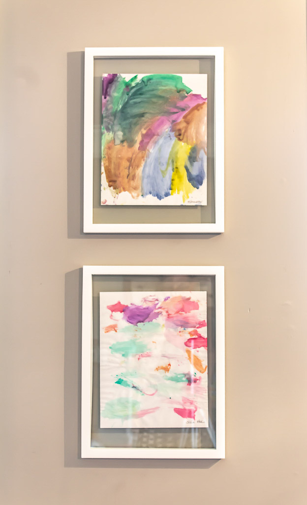 Get Your Kids Involved in Decorating: Easy DIY Watercolor Wall Art