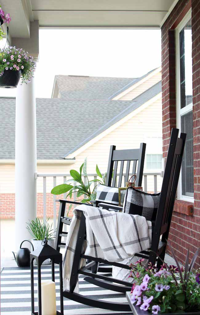 5 Simple Steps to Create a Gorgeous Spring Porch
