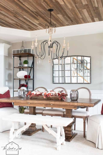 How to Easily Style Your Dining Room for Fall