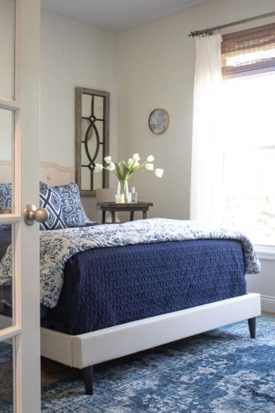11 Secrets You Need To Know To Create A Blissful Guest Bedroom