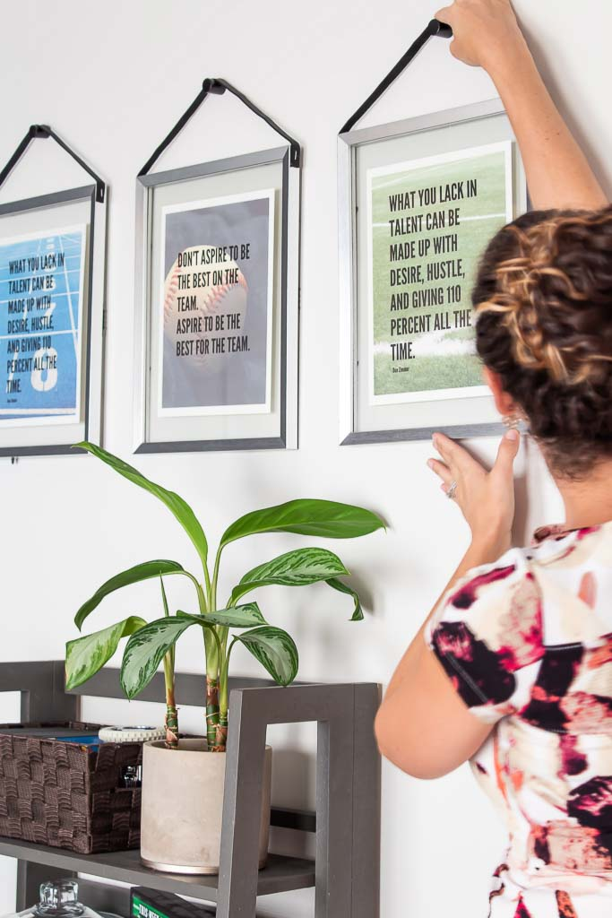 Here's a Quick & Easy Way to Update Ordinary Picture Frames
