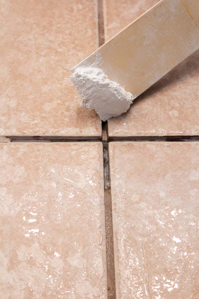 How To Repair Cracked Tile Grout An Easy Guide The Lived In Look
