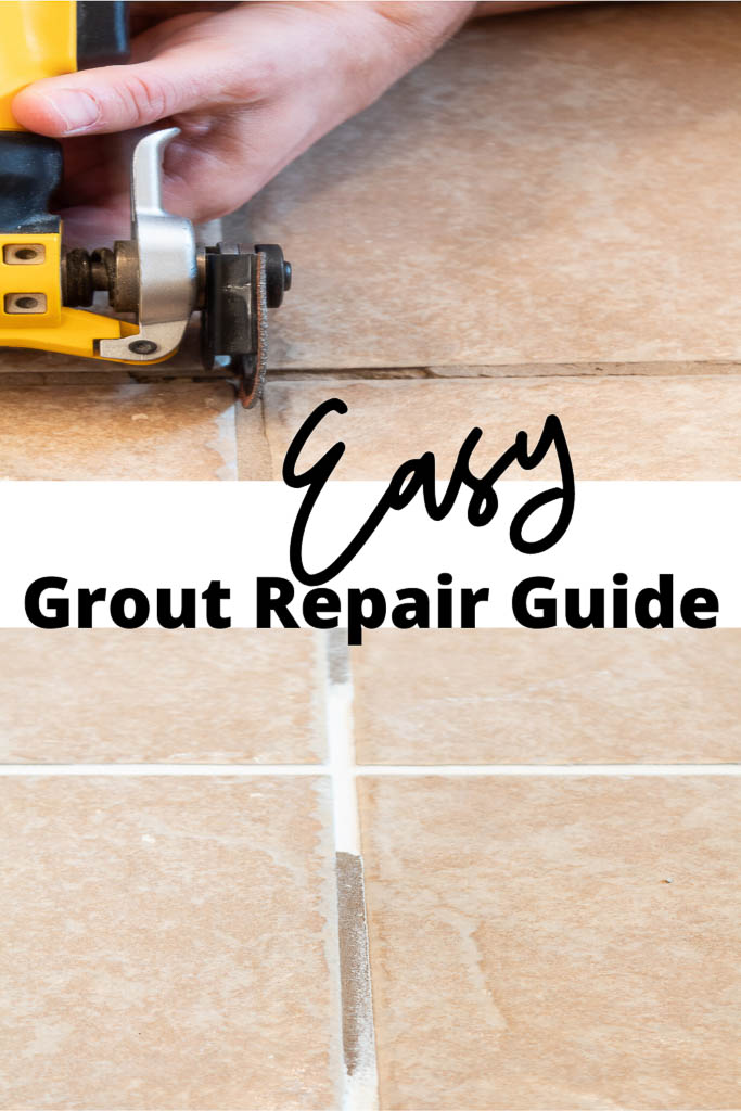 How to Quickly Repair Cracked Grout: An Easy Step by Step Guide