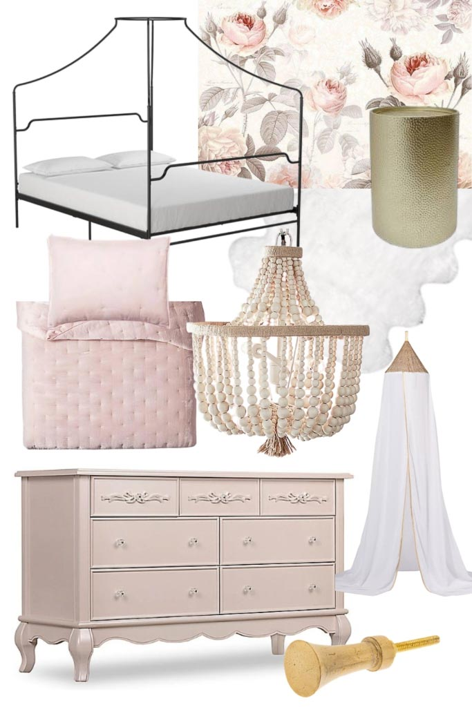 Decorating With Pink: Little Girl Room Design