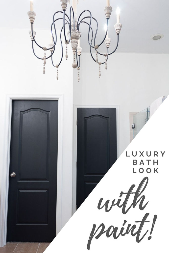 How to Make Your Bathroom Look Luxurious with Paint
