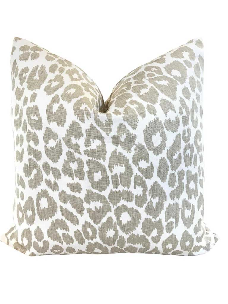 leopard print home decor for fall