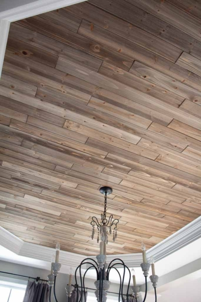 How to Create a Stunning Statement Ceiling