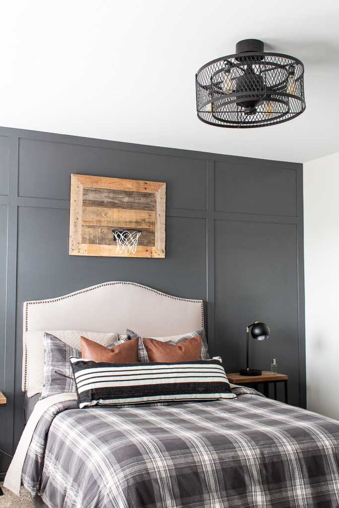 4 Easy Ways to Create a Modern Rustic Teen Bedroom for Boys