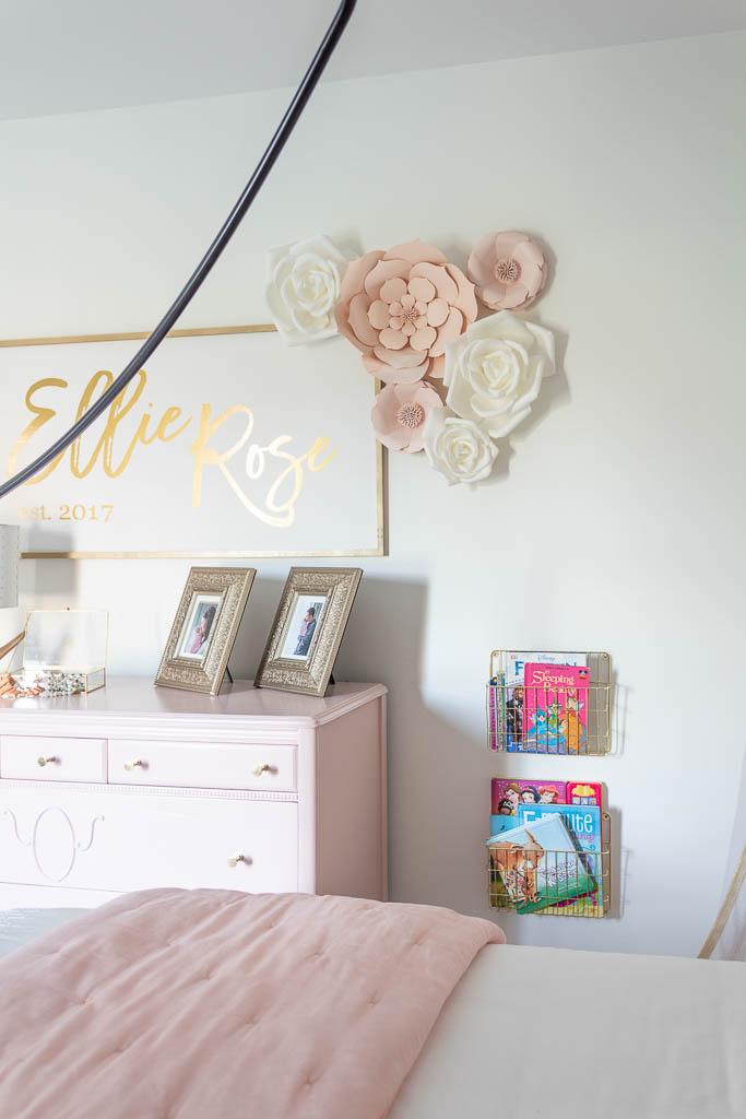 Toddler Girl Bedroom