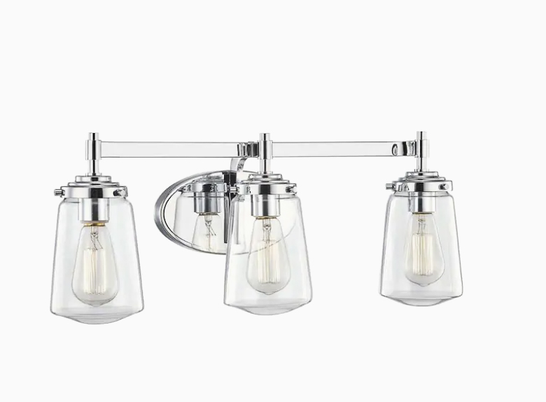 inexpensive vanity lighting